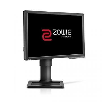 BenQ ZOWIE XL2411 60,96 cm (24 Zoll) e-Sports Gaming Monitor (Black eQualizer, 1ms Reaktionszeit, 144Hz) grau - 3