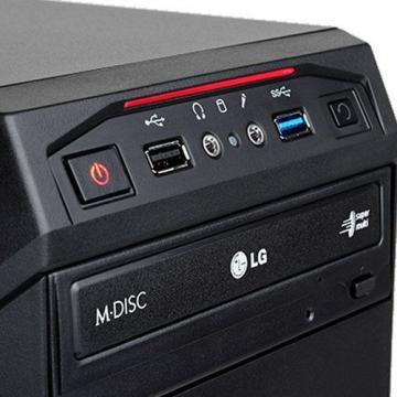 Megaport Gaming PC Intel Core i7-8700 • Nvidia GeForce GTX1060 6GB • 250GB Samsung SSD • 16GB DDR4 • Windows 10 • WLAN • Gamer pc Computer Gaming Computer rechner - 3