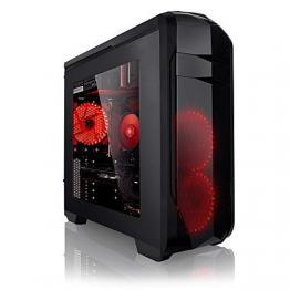 Megaport Gaming-PC Six-Core AMD FX-6300 6X 3.5GHz • Nvidia GeForce GTX1050 • 1TB HDD • 8GB RAM • Windows 10 • DVD Brenner • Gamer PC • Gaming Computer • Desktop PC • Gamer Computer • Rechner - 1